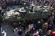 U.S. Is Poised to Put Heavy Weaponry in Eastern Europe - NYTimes.com