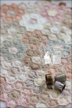 Розовый Карамель: Белый сад 4