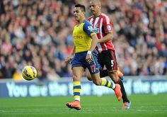 Sunderland 0 Arsenal 2 - Man of the Match Alexis