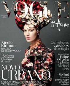 Vogue Portugal November 2013