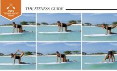 From The Mag: Paddle Healthy With SUP Yoga | SUP Magazine