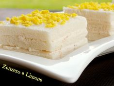 Cremino mimosa - ricetta antipasto