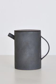 Takashi Endo Teapot - Black