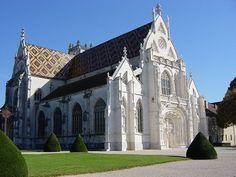 Photo du monastère royal de Brou - Bourg en Bresse