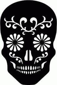 Image result for skull head outline
