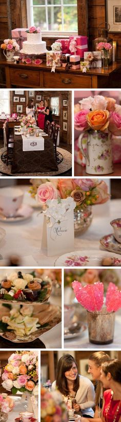 High Tea for the bride to be. #Weeding