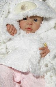 Baby Zoe reborn doll