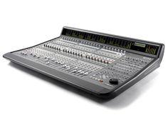 Avid C 24 - Control Surface with Analog I/O Recording Equipment, Camera Equipment, Audio Post Production, Photo Supplies, Recording Studio Design, Audio Sound, Technology Tools, Sound Waves, Digital Media