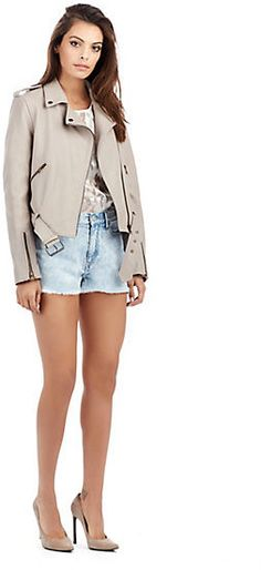 Colette High Rise Womens Short