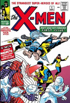 The X-Men #1 - X-Men (Issue)