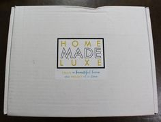 Home Made Luxe Subscription Box Review + Coupon – May 2016 - Check out my review of the May 2016 Home Made Luxe Subscription Box and save with our coupon!