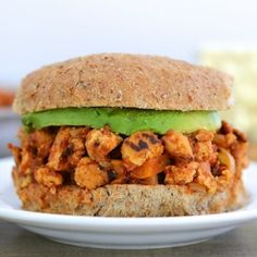 Vegan Sloppy Joes - And a chance to win $100!!