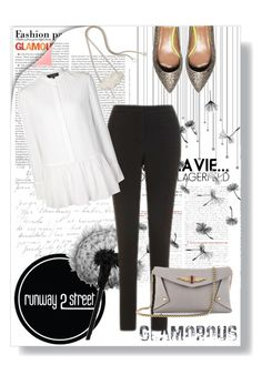 """""""runway2street"""" by katienochvay ❤ liked on Polyvore featuring Thakoon"""
