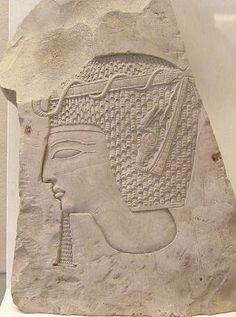 Turin Museum ancient Egyptian ostraka from Deir-el-Medina