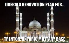 Liberals renovation plan for Trenton Military base #canpoli