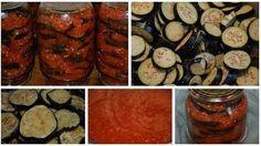 Vă prezentăm o rețetă de vinete delicioase, în sos de roșii și usturoi. Acestea cu siguranță vor adăuga un plus de gust, aromă și culoare, la orice masă în timpul sezonului rece. Servite la masa de sărbătoare, acestea nu vor lăsa pe nimeni indiferent, iar rețeta va fi la mare căutare. Bucurați-i pe cei dragi cu un deliciu fascinant. INGREDIENTE (pentru 5 borcane a câte 1 l) – 5 kg de vinete – 300 g de usturoi – 10 ardei roșii dulci – 8 ardei iuți – 1 kg de roșii – 500 ml ulei de floarea…