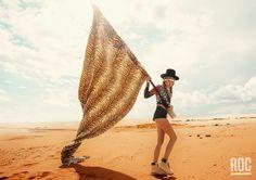 ROC Boots AW15 Campaign 'Desert Rider' | Fashion Journal