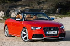 Fabulous 2014 Audi RS5 Cabriolet Photo HD Wallpaper