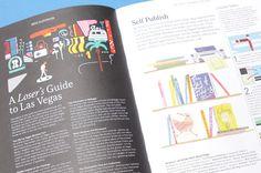 Ideas illustrated magazine