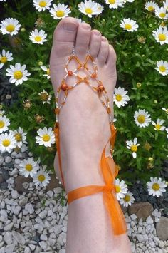 Barefoot Sandals Foot Jewelry Beach Wedding Anklet