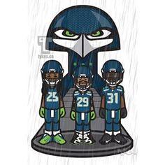 football tykes   ... EarlThomas #KamChancellor #football #NFL #tyke #tykes www.tykes.co