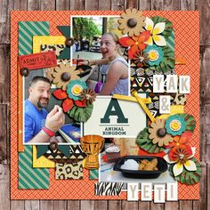Yak and Yeti - MouseScrappers - Disney Scrapbooking Gallery Life is Adventure 3 http://store.gingerscraps.net/Life-is-adventure-3..html by Tinci Designs Project Mouse Animal Bundle Project Mouse Alpha by Sahlin Studio and Brittish Designs