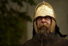 Merovingian warrior