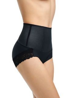 a45fb6688 Squeem Womens Chic Vibes Mid Waist Brief Black M -- Learn more by visiting  the image link. Jones · Shapewear