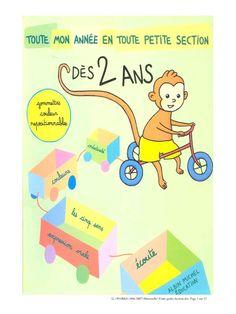 Aperçu du fichier Zecol - Toute petite Section Maternelle.pdf . tout plein de fichier bien pour les petits