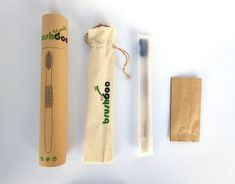 Buy Online 100% Organic, Eco-Friendly, Compostable, Vegan, Non-Plastic, Sustainable, Environmental, Wooden Bamboo Toothbrush in Spain, Germany, UK, France, EU