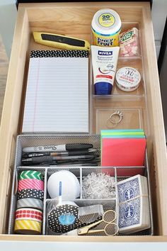 9 Strategies For Finally Tackling Your Junk Drawer
