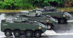 CM-32 Snow Leopard Family of Vehicles