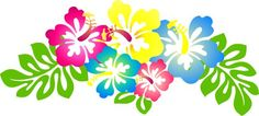 Hibiscus Flower Clip Art | Hibiscus4 clip art - vector clip art online, royalty free