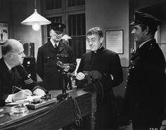 Alec Guiness in Father Brown 1954