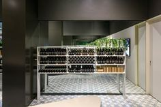 The Sleek Aesop Sao Paulo Shop is the First to Open in Brazil #retail trendhunter.com