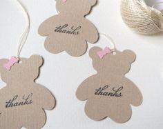Popular items for bear baby shower on Etsy