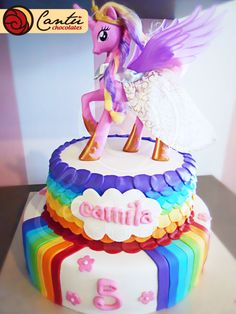 I would've died if I had this as a cake for my birthday when I was little. <3 <3 <3