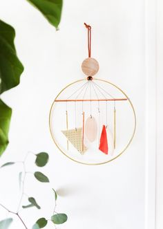 Amber Interiors + An Indoor Hanging Garden With Anthropologie [A How-To]