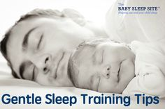 Learn gentle sleep training information, plus gentle baby and toddler sleep training methods. Teach your infant to sleep in a gentle and effective way!