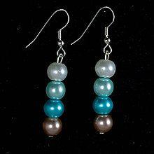 Maja Nikelova - MajaNikelova Šperky Náušnice / SAShE.sk Pearl Earrings, Drop Earrings, Pearls, How To Make, Handmade, Jewelry, Jewellery Making, Bead Earrings, Beads