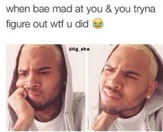 Like huh lol Funny Relatable Memes, Funny Posts, Funny Quotes, Chris Brown Meme, Stupid Funny, Hilarious, Funny Stuff, Browns Memes, Breezy Chris Brown