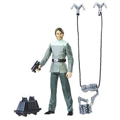 Star Wars Rogue One Wave 4 Galen ERSO Loose Action Figure Hasbro 2017 for sale online Galen Erso, Big Battle, One Wave, Star War 3, For Stars, Rogues, Action Figures, Dress Up, Product Launch