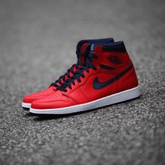 new concept eeb3a 9e64f The Air Jordan 1 Retro High OG David Letterman takes inspiration from Michael  Jordans appearance on