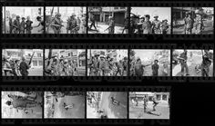 https://flic.kr/p/TBnA7T | Saigon Execution - The sequence of events that led to the execution | 100photos.time.com/photos/eddie-adams-saigon-execution In frame #15A of this sequence, South Vietnamese Gen. Nguyen Ngoc Loan, chief of the national police, fires his pistol into the head of suspected Viet Cong officer Nguyen Van Lem (also known as Bay Lop) on a Saigon street, Feb. 1, 1968, early in the Tet Offensive. The photo became one of the most recognized images of the Vietnam War, and…
