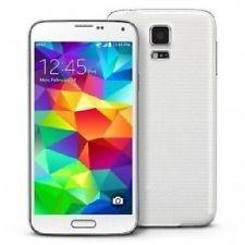 "SMARTPHONE ANDROID™ 4.3 CELLULARE DUAL SIM U-SMART S9500 S4 QUAD CORE 1GB RAM 4GB ROM SCHERMO 5"" IPS CAMERA 13 + 5MPX BIANCO"