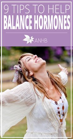 9 Tips to Help Balance Hormones - Al Natural Home and Beauty
