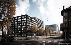 bloomimages - E2A - Europaallee