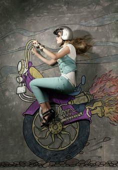 photography + illustration