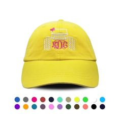 42b4f48693d12 25 Best Monogram Hats images