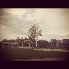 Lapangan Merdeka di Langsa, Aceh